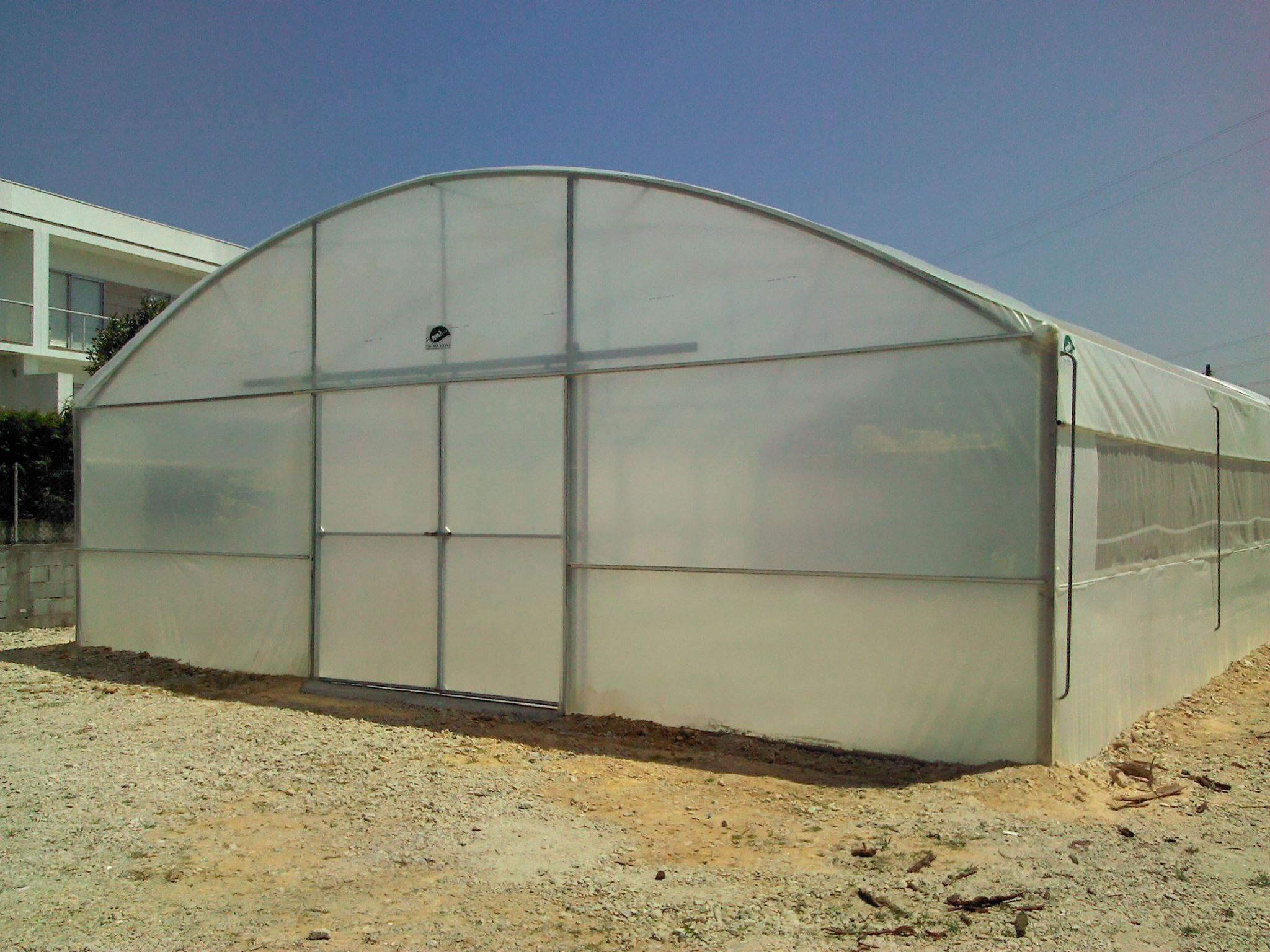 pavilhões agrícolas